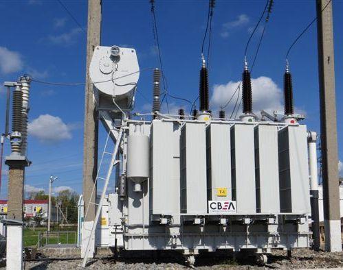 Релейная защита и автоматика силовых масляных трансформаторов 110 кВ