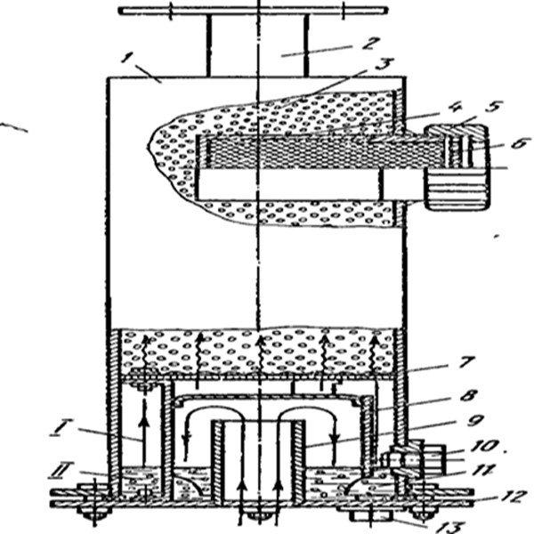 Воздухоосушитель трансформатора