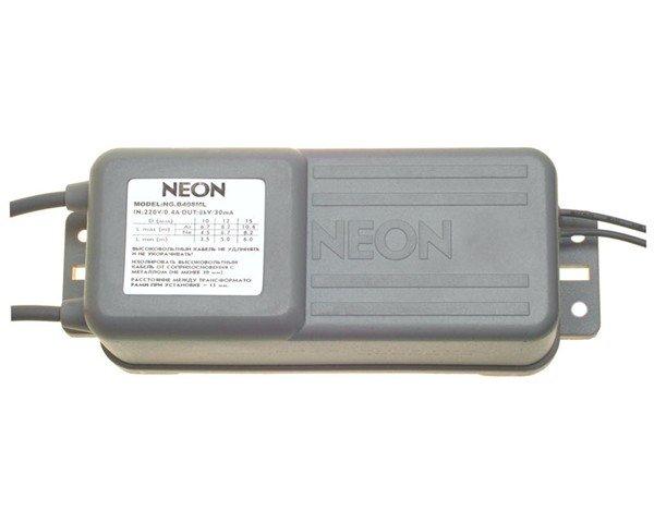 Неоновый трансформатор