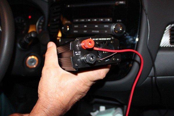 Автомобильный трансформатор