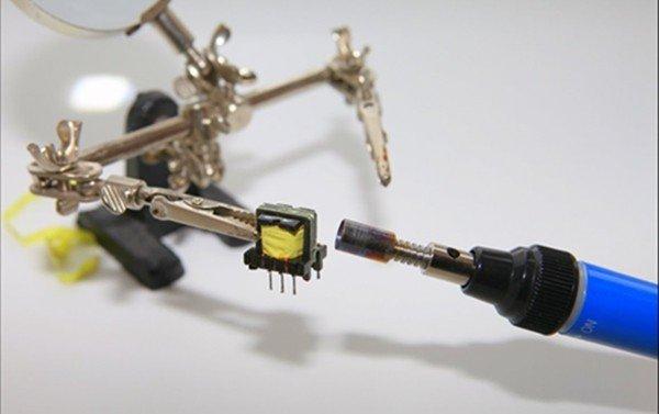 Трансформатор для эшу