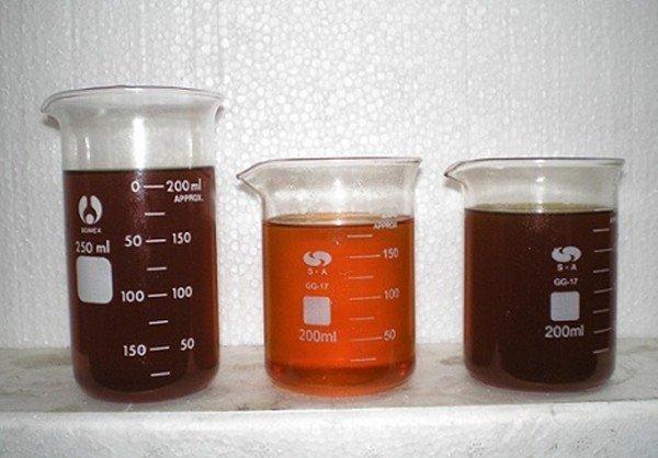 Трансформаторные масла
