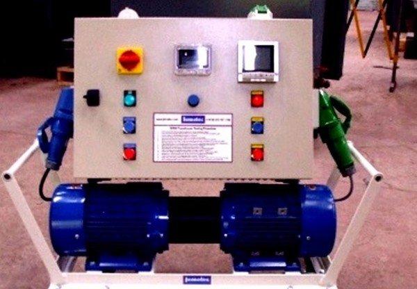 Бестоплевный генератор