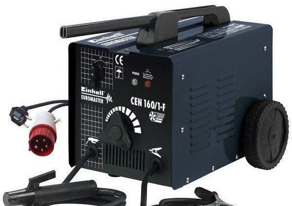 Трансформаторный сварочный аппарат Einhell CEN 160/1-F