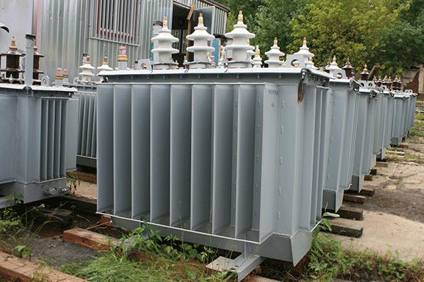 Масляной трансформатор