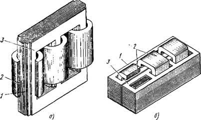 Магнитопровод трансформатора