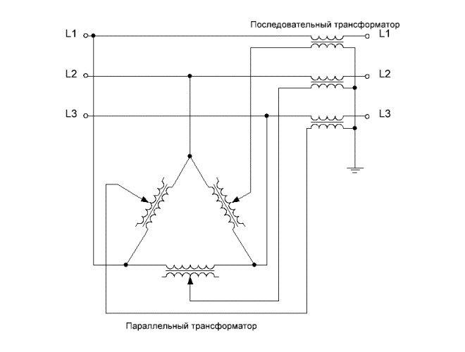 Параллельный трансформатор