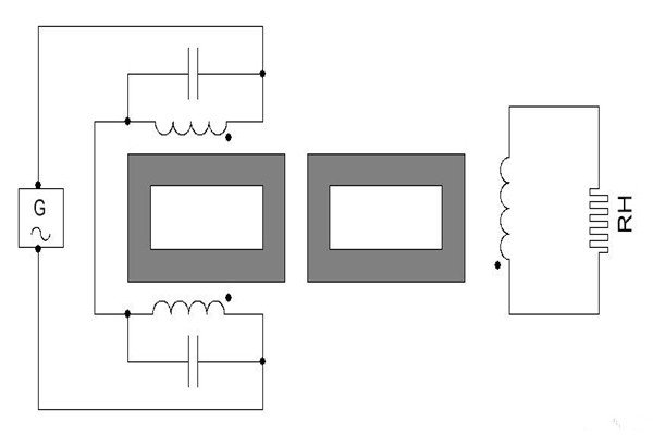 Схема трансформатора Мельниченко