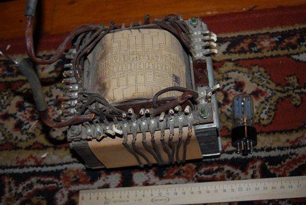 анодно-накальный трансформатор