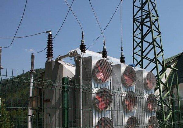 емкостные трансформаторы напряжения на заводе