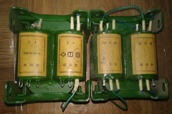 трансформатор тан-107
