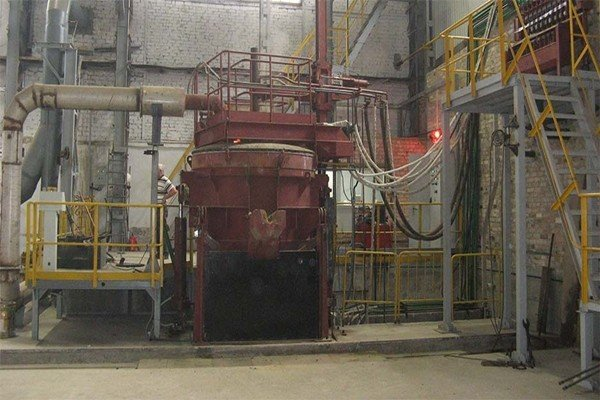 Трансформатор для лабораторной дуговой печи