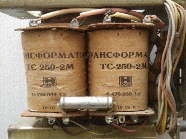 Трансформатор ТС