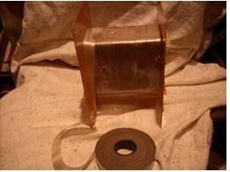 Обмотанный трансформатор