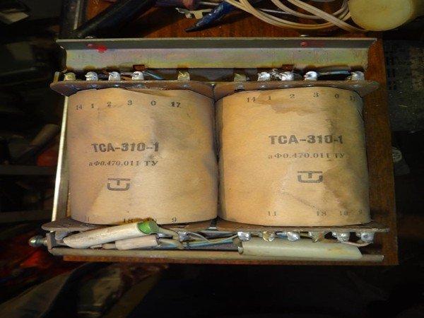 Трансформатор ТСА-310