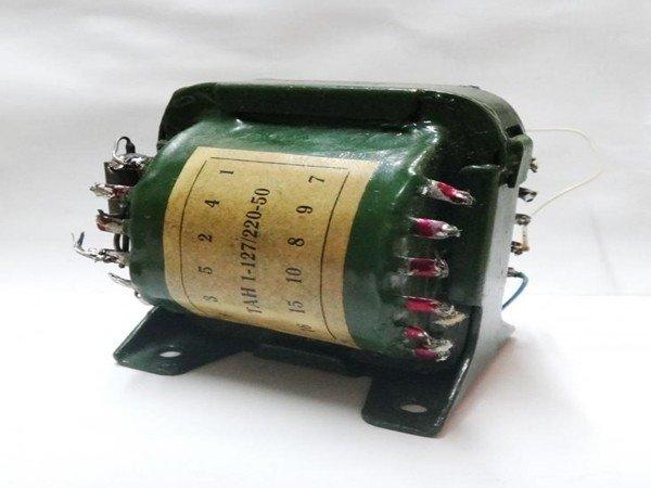 Трансформатор ТАН 1-127