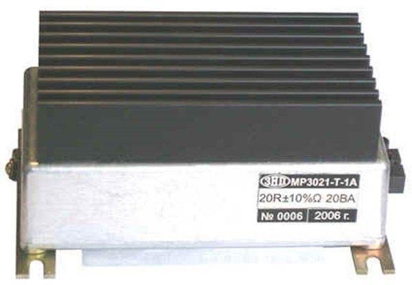 Догрузочный резистор для трансформатора