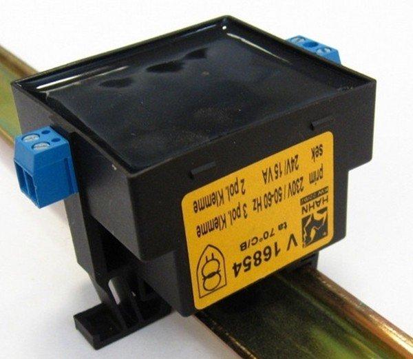 Герметичный трансформатор нового образца