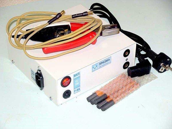 трансформатор для сварки медных проводов