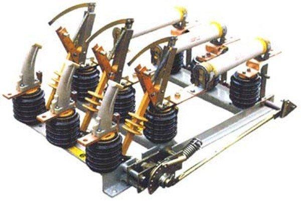 Выключатели нагрузки трансформатора