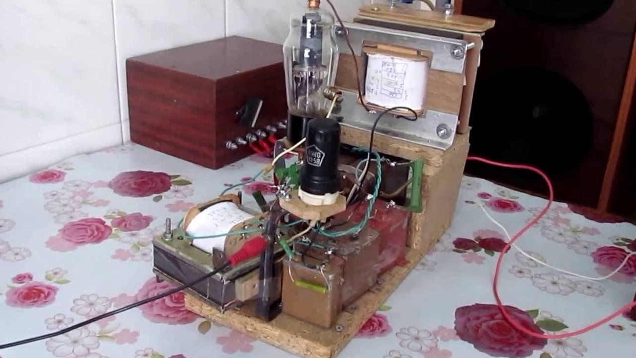 Межкаскадный трансформатор
