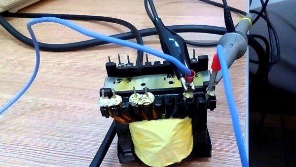 Обратноходовой трансформатор