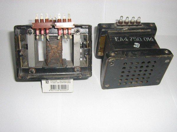 Межкаскадные трансформаторы