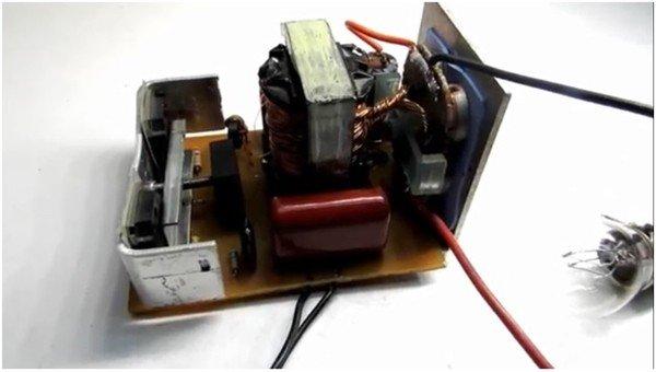 обратноходовой импульсный трансформатор