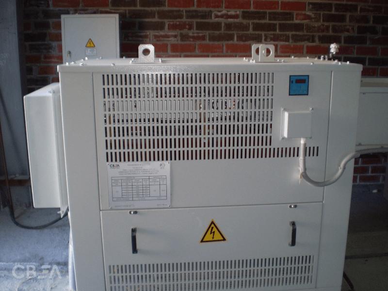 Трансформатор на заводе