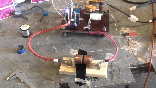 электрика самодельного плазмореза