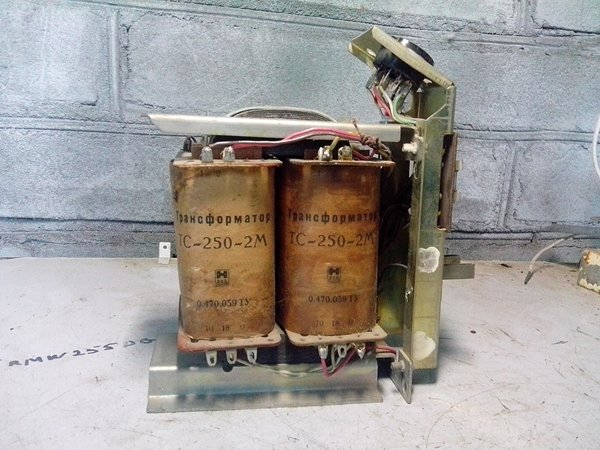 Трансформатор тс250-2м