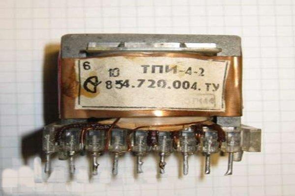 Трансформатор ТПИ 4-2