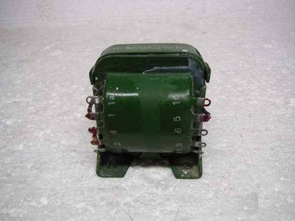 Трансформатор зеленый
