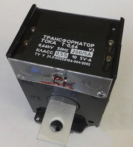 Тока трансформатор