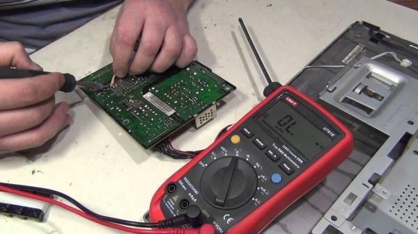 Как проверить тестером трансформатор