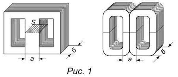 Простейший расчет трансформатора