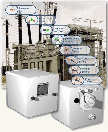 этапы проверки масла трансформатора