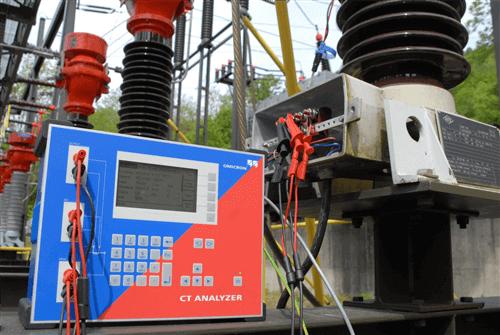 приборы для испытания силовых трансформаторов