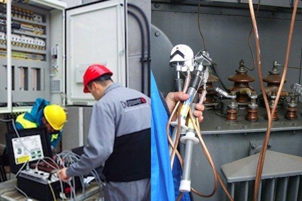 процесс проверки трансформатора