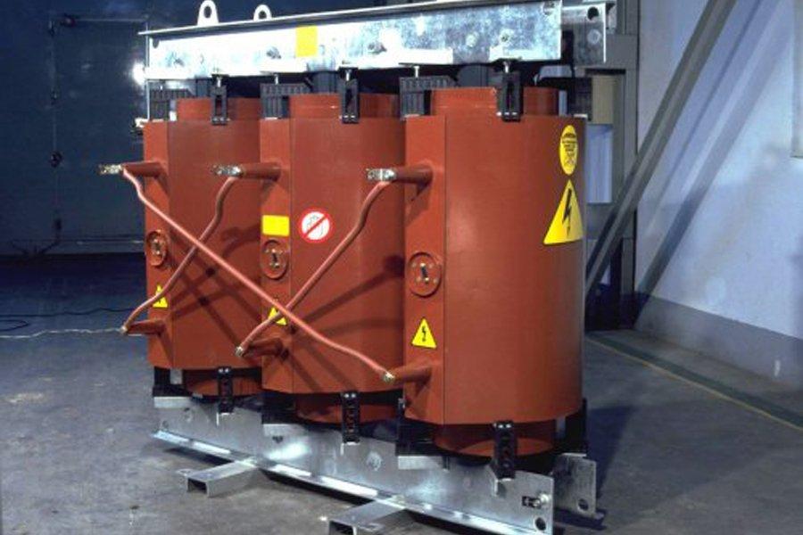 Сухие трансформаторы с литой изоляцией TES-R Trafo Elettro