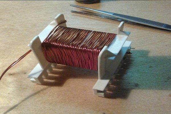 Провод для намотки трансформатора