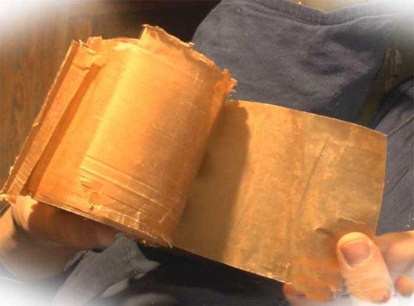 Изоляция из бумаги для трансформатора