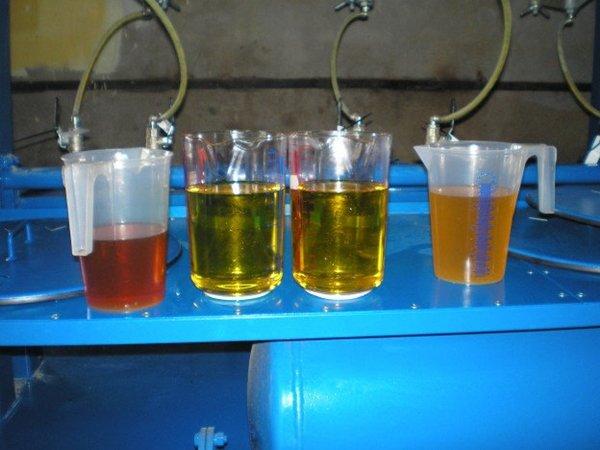 Полный химический анализ трансформаторного масла
