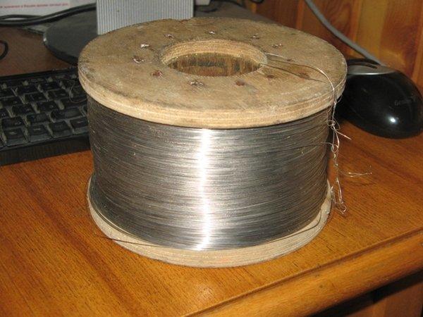 Обмоточный провод для высоких частот