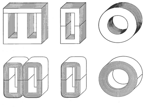 Методики расчета обмотки трансформатора