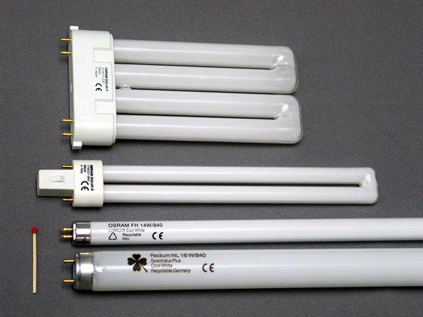 люминесцентная лампа