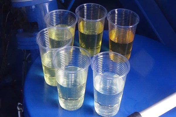 Хроматографический анализ трансформаторного масла
