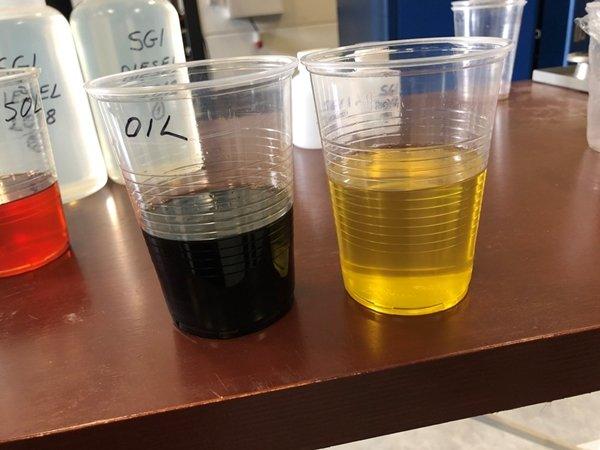 Свежее масло