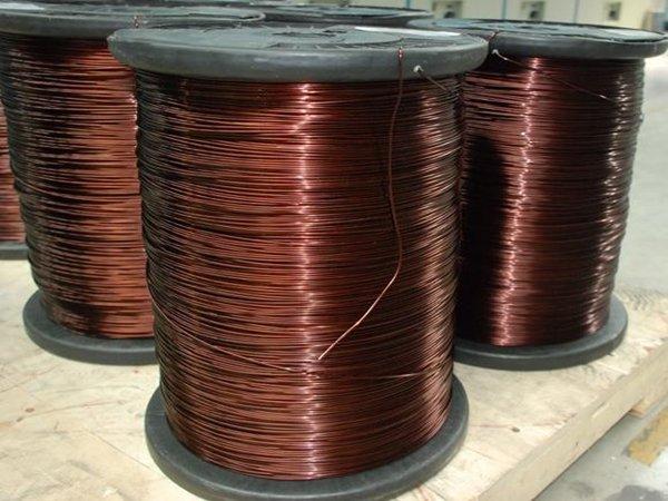 Алюминиевые проводники трансформатора