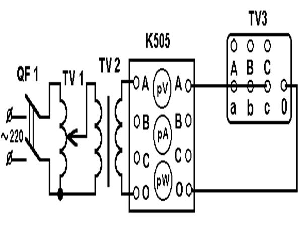 Сушка трансформатора токами нулевой последовательности